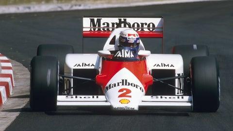 9. 1985 Monaco GP