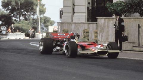 8. 1970 Monaco GP