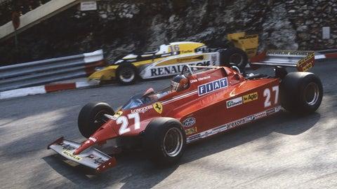7. 1981 Monaco GP