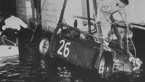 6. 1955 Monaco GP