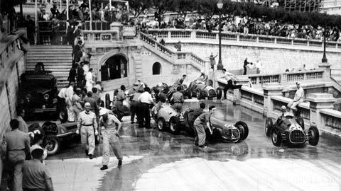 5. 1950 Monaco GP