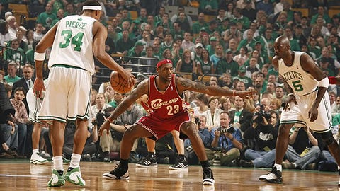 2008: Game 1, Eastern Conference semifinals