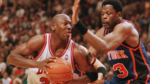 Playoff year No. 4 (Jordan: 1989; James: 2009)