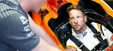Jenson Button excited to be back behind the wheel in Monaco