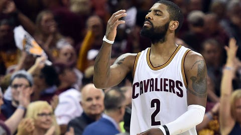 Kyrie Irving: The title of best point guard in the NBA