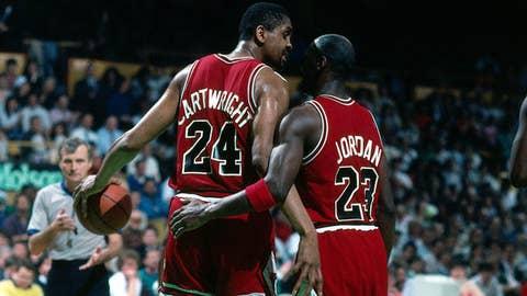 Year Six (LeBron James: 2008-09; Michael Jordan: 1989-90)