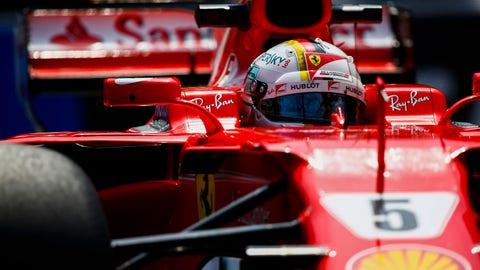 Tim Durr - Monaco GP - Sebastian Vettel