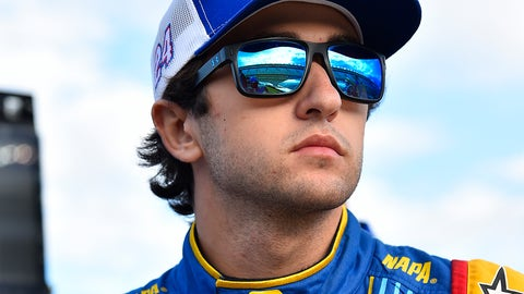 Chase Elliott, 8th in points