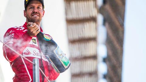 Tom Jensen - Monaco GP - Sebastian Vettel