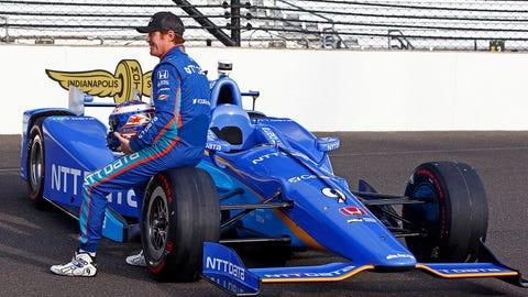 Tim Durr - Indianapolis 500 - Scott Dixon