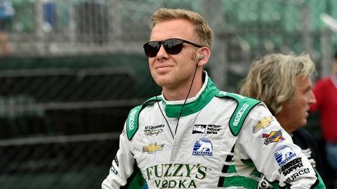 Tom Jensen - Indianapolis 500 - Ed Carpenter