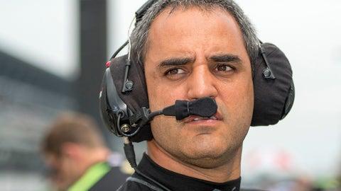 Joe Menzer - Indianapolis 500 - Juan Pablo Montoya