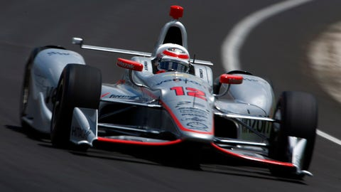 Samuel Reiman - Indianapolis 500 - Will Power