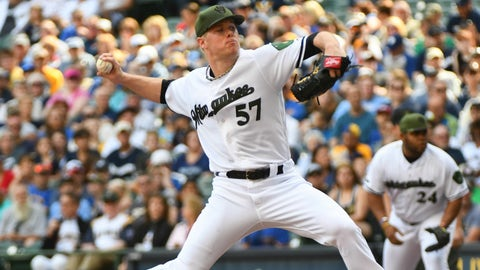 Cy Young - Chase Anderson