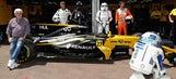 Celebrity appearances at the Monaco GP