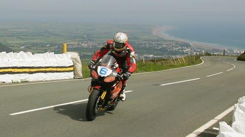 How insane in the Isle of Man TT?