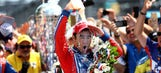 Celebration shots: Takuma Sato beyond delight with Indianapolis 500 win