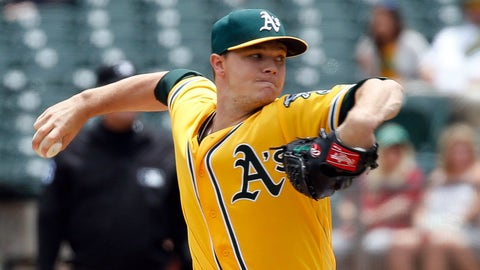 SP Sonny Gray, A's