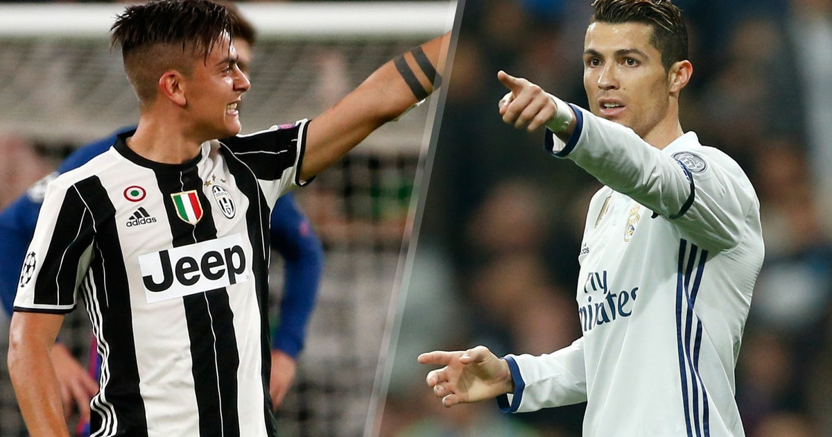 How To Watch Juventus Vs Real Madrid In The Champions
