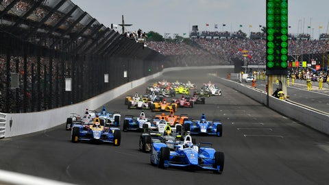 Indianapolis 500 pay days