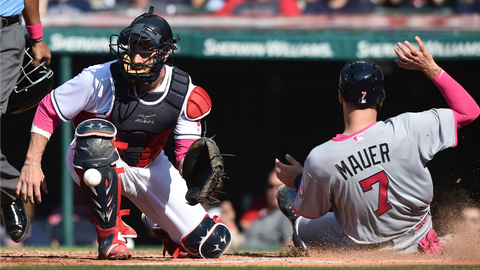 Indians at Twins (June 16-18)