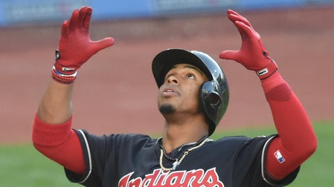 Francisco Lindor, Indians