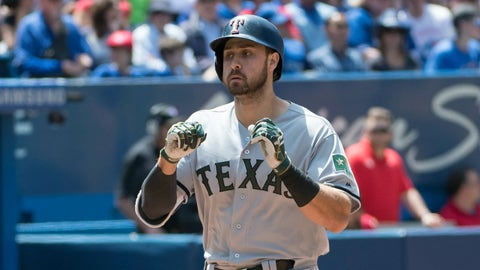 Joey Gallo, Rangers