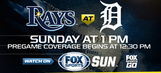 Preview: Rookie Jacob Faria tries to help Rays split series with Tigers