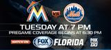 Preview: Marlins begin home series against Mets