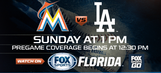 Preview: Marlins try to avoid sweep in finale vs. Dodgers