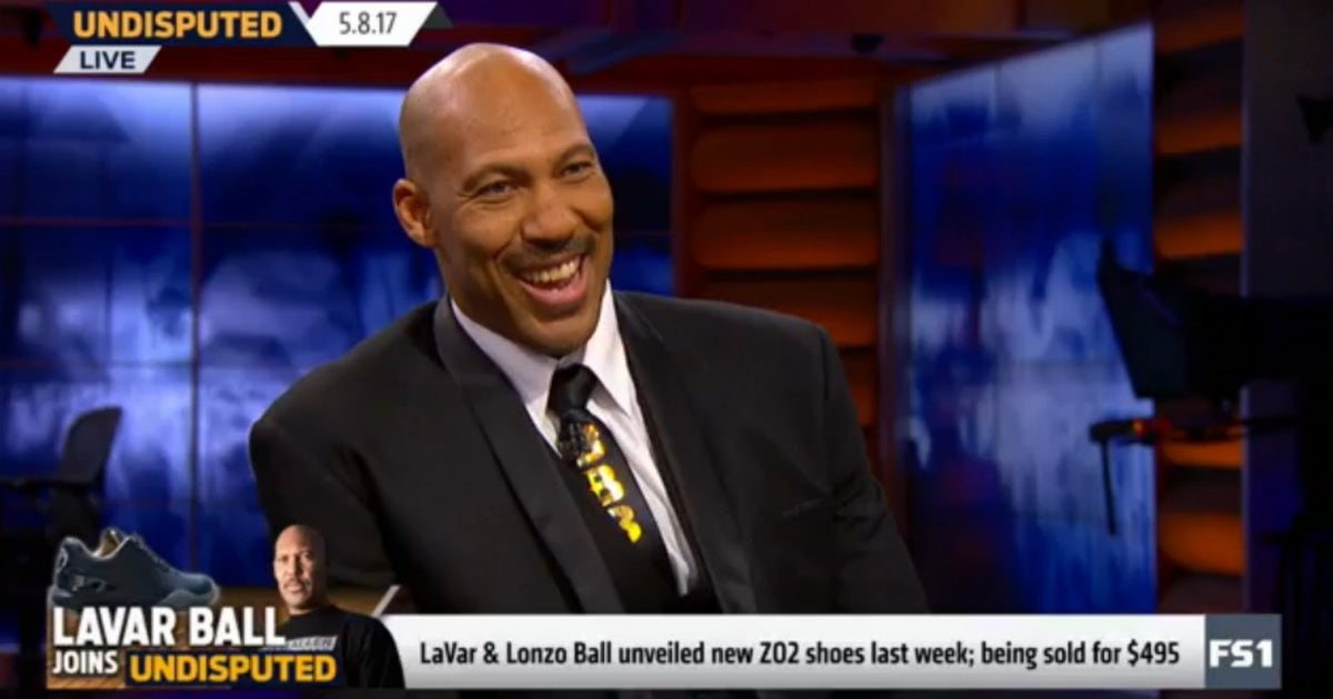 df0a68744c8 LaVar Ball explains why Lonzo Ball s  495 shoe costs so much