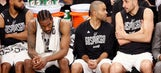 Skip Bayless reacts to the Spurs' crushing loss to the Rockets in Game 1