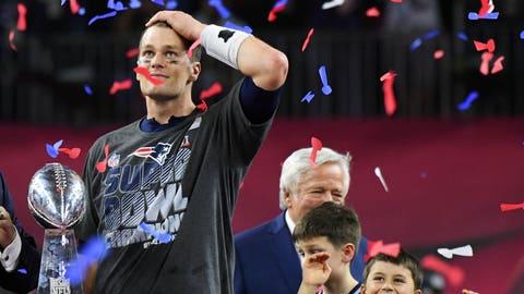 2. Can Tom Brady keep going?