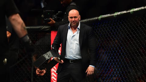 Dana White: There are still no guarantees that the fight is on