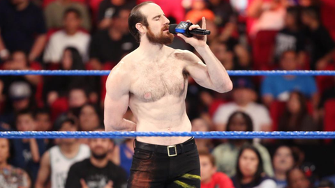 Kickoff show: Aiden English vs. Tye Dillinger
