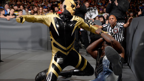 Fox Sports: After almost exactly a year together, what led you to attack R-Truth on Raw?