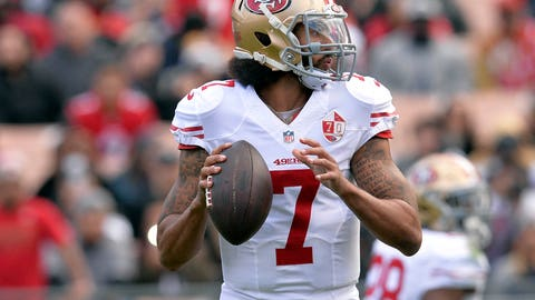 A city like Seattle is the best destination for Colin Kaepernick