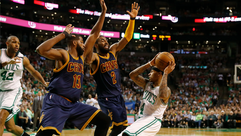 Game 3 may have proven the Celtics can build a team without Thomas