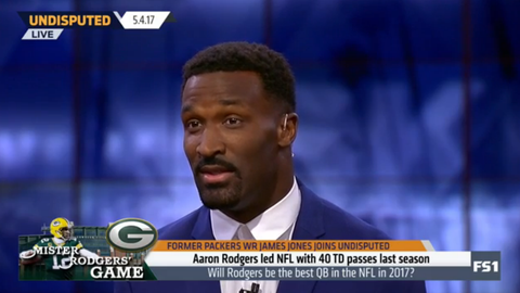 James Jones: Aaron Rodgers is about to have an MVP-caliber year
