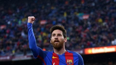 FW: Lionel Messi - Barcelona