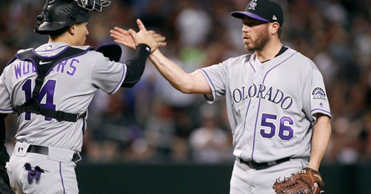 4d47ed6d7a7 Colorado Rockies take down Cubs in 13 inning game