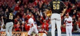 Pirates send Taillon to DL with groin discomfort