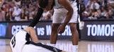 Spurs rebound to beat Rockets 121-96, but lose Parker