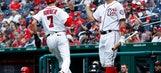Scherzer fans 11 as Nationals beat Diamondbacks 4-2