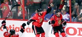 Turris' OT goal gives Senators 3-2 series lead over Rangers