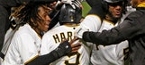 Harrison's single gives Pirates 2-1 win over Brewers in 10 (May 06, 2017)
