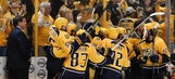 Preds reach 1st Western final in team history, ousting Blues (May 07, 2017)