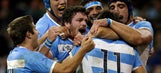 Argentina lurks as dangerous floater in Rugby World Cup draw