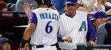 Polanco's HR thwarts Greinke no-hit bid, Arizona wins 2-1