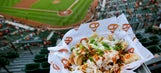 Grasshoppers, cookie dough among the new hits on MLB menus